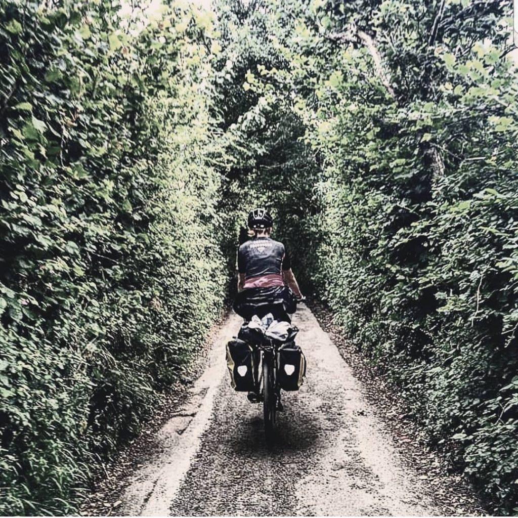 aleksandra bike